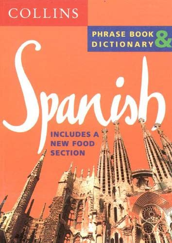 9780004721408: Collins Language Pack - Spanish Phrase Book and Dictionary