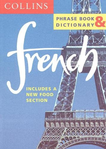 9780004721415: Collins Language Pack - French Phrase Book and Dictionary (Collins Language Packs)