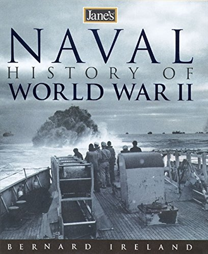 9780004721439: Jane's Naval History of World War II