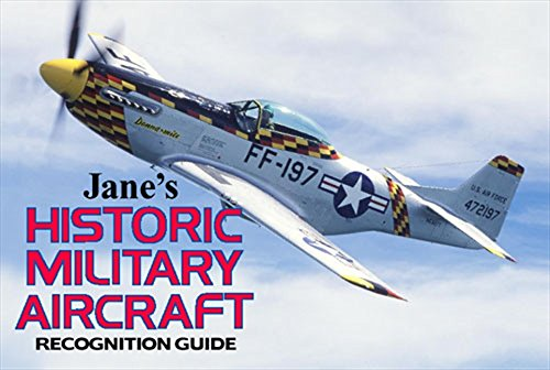9780004721477: Historic Military Aircraft Recognition Guide (Jane's) (Jane's Recognition Guides)