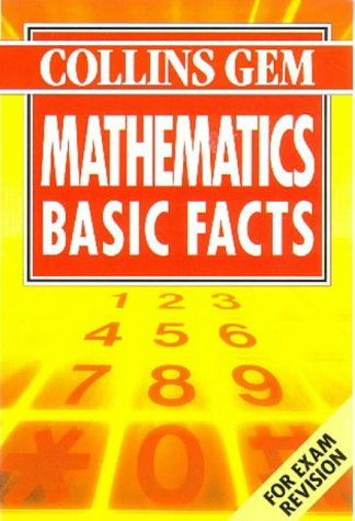 9780004721545: Collins Gem - Mathematics Basic Facts