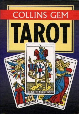 9780004721569: Tarot (Collins Gem)