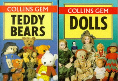 9780004721620: Collins Gem - Dolls and Teddy Bears (Collins Gems)