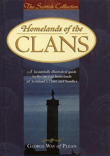 9780004721651: Homelands of the Clans (The Scottish Collection)