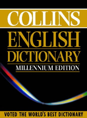 9780004721682: Collins English Dictionary