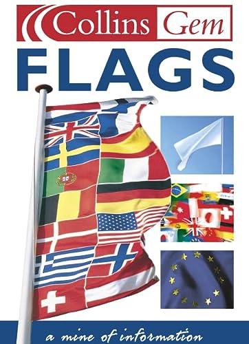 9780004722016: Collins Gem - Flags