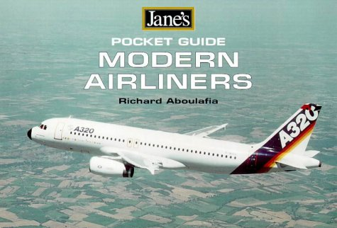 9780004722054: Modern Airliners (Jane's Pocket Guides)