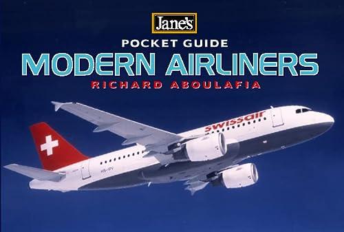 9780004722054: Modern Airliners (Jane?s Pocket Guide) (Jane's Pocket Guides)