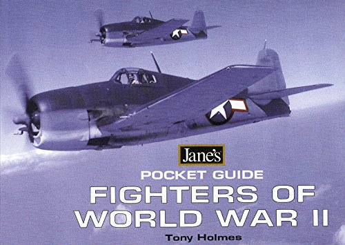 9780004722061: Jane's Pocket Reference Guide: Fighters of World War II (Jane's pocket reference guides)