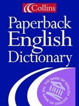 9780004722085: Collins Paperback English Dictionary