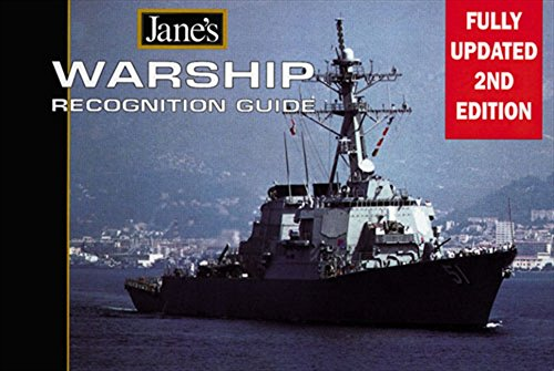 9780004722115: Warship Recognition Guide (Jane's) (Jane's Recognition Guides)