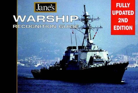 9780004722115: Jane's - Warship Recognition Guide (Jane's Recognition Guides)