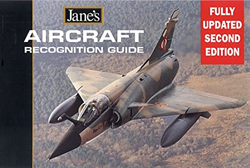 9780004722122: Jane's Aircraft Recognition Guide, 2nd edition
