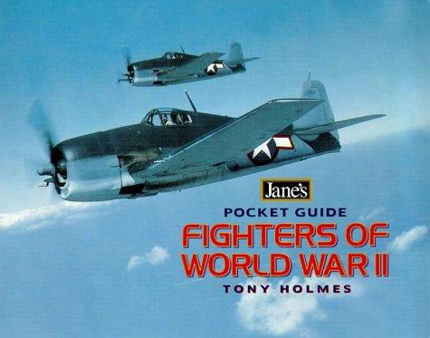 9780004722214: Fighters of World War II (Jane's Pocket Guide) (Jane's Pocket Guides)