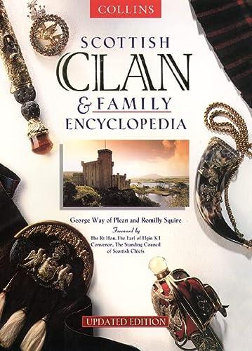9780004722238: Scottish Clan Encyclopedia