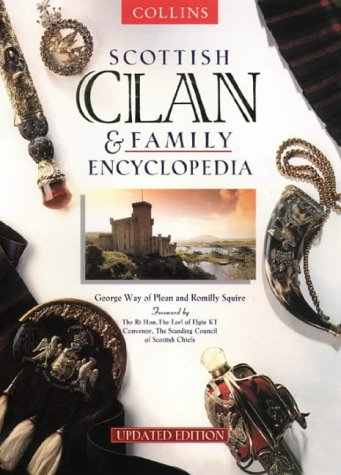 9780004722238: Collins Scottish Clan & Family Encyclopedia
