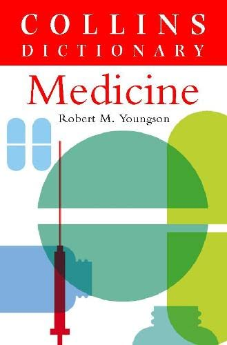 9780004722450: Collins Dictionary of Medicine/ Old Edn