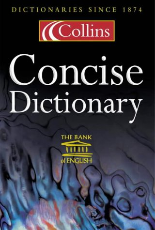 9780004722573: Concise English Dictionary