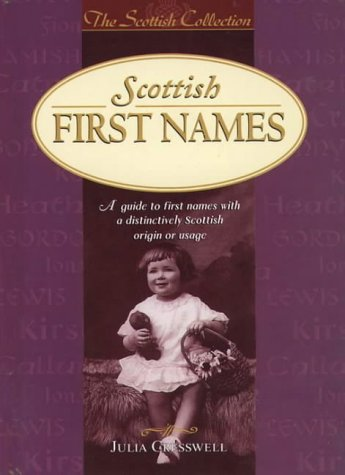 9780004722597: Scottish Collection - Scottish First Names