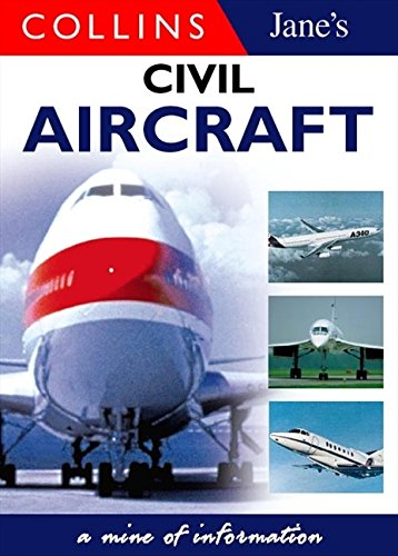 9780004722641: Civil Aircraft (Collins Gem)