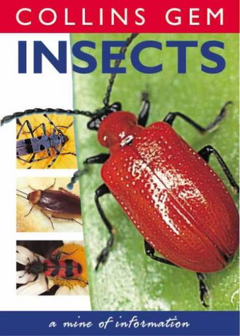 9780004722696: Insects (Collins GEM)