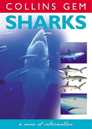9780004722719: Sharks (Collins Gem)