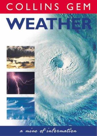9780004722726: Collins Gem - Weather