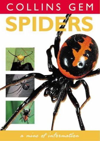 9780004722757: Collins Gem Spiders Photoguide