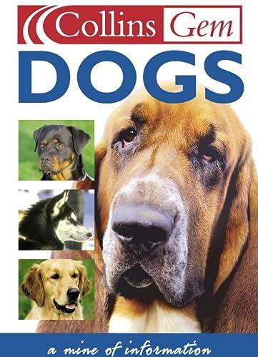 9780004722764: Dogs (Collins Gem)