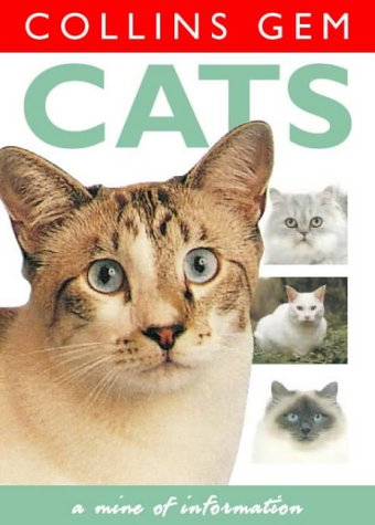 9780004722771: Cats (Collins GEM)