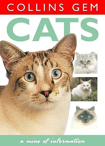 9780004722771: Cats (Collins GEM)