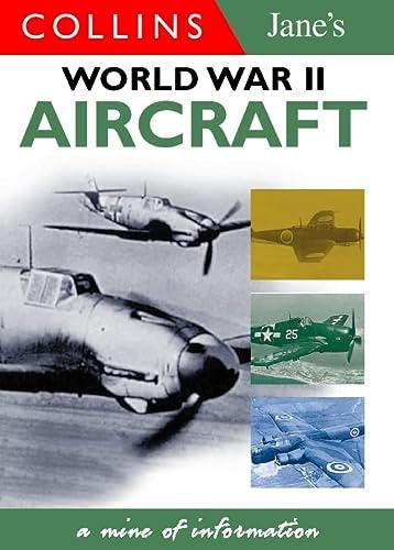 9780004722801: Jane's Gem Aircraft of World War II (The Popular Jane's Gems Series)