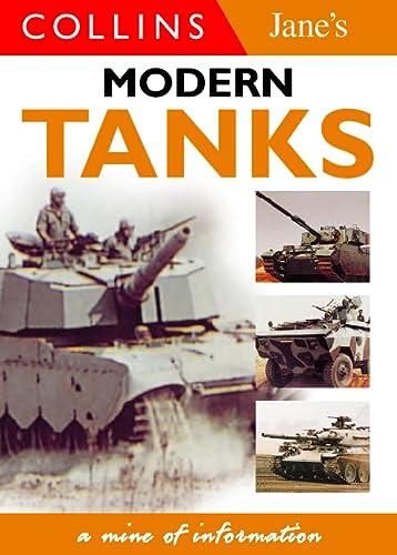 9780004722818: Jane's Gem Modern Tanks (The Popular Jane's Gems Series)