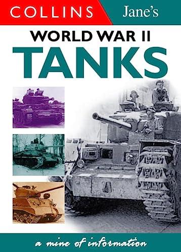 9780004722825: Jane's Gem Tanks of World War II (The Popular Jane's Gems Series)