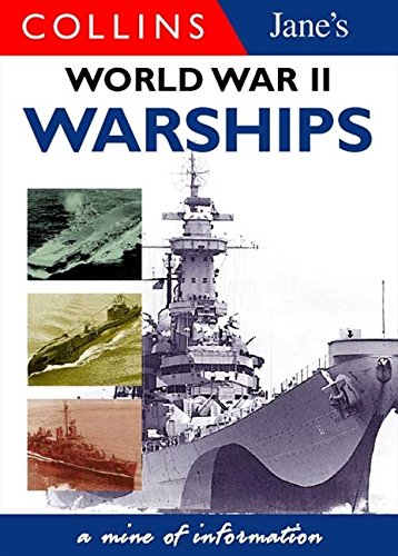 9780004722832: Warships of World War II (Collins Gem)