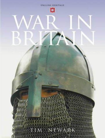9780004722849: War in Britain: English Heritage