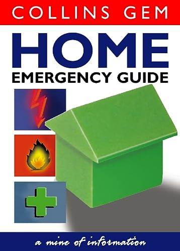 9780004722887: Couins Gem Home Emergency Guide (Collins Gem)