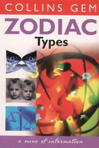 9780004722993: Collins Gem - Zodiac Types