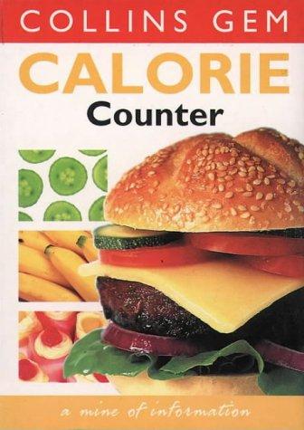 9780004723006: Collins Gem - Calorie Counter