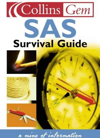 9780004723020: SAS Survival Guide (Collins Gem)