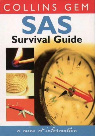 9780004723020: Collins Gem Sas Survival Guide