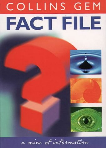 9780004723136: Fact File (Collins Gem)