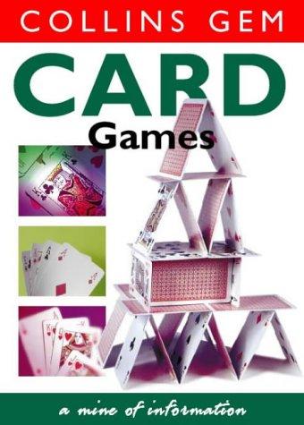 9780004723174: Card Games (Collins Gem)