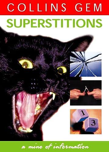 9780004723181: Collins Gem - Superstitions