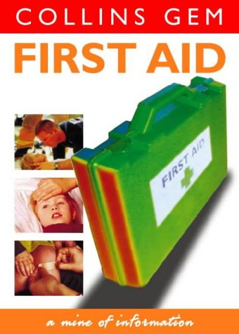 9780004723198: Collins Gem - First Aid