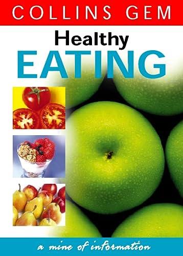 9780004723228: Collins Gem - Healthy Eating