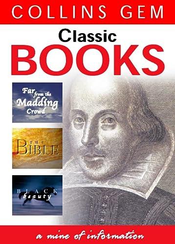 9780004723310: Classic Books (Collins GEM)
