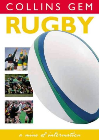 9780004723426: Collins Gem - Rugby