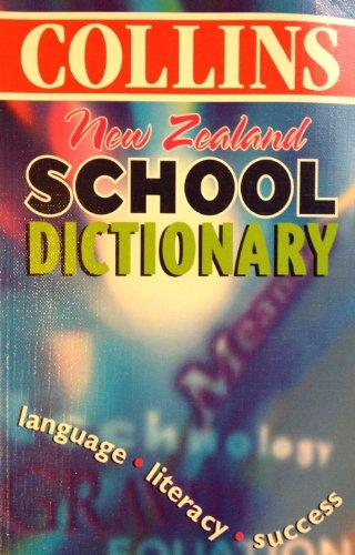 9780004723648: Collins New Zealand School Dictionary