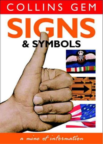 9780004723693: Collins Gem - Signs and Symbols